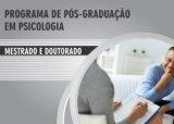 Psicologia_Mestrado e Doutorado