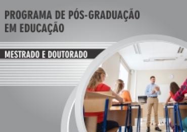 Educação_Mestrado e Doutorado