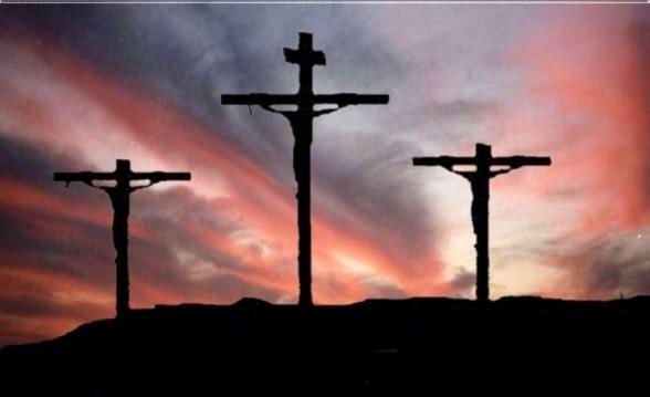 JESUS, o Deus que se dispôs a sofrer por mim e por você