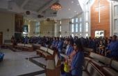 Celebração foi realizada na Igreja São João Bosco