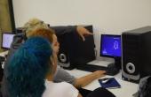 Melhores logomarcas foram selecionadas no Laboratório de Informática do bloco B
