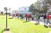 Alunos conheceram toda estrutura do campus Tamandaré