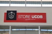 Fachada da UCDB Store