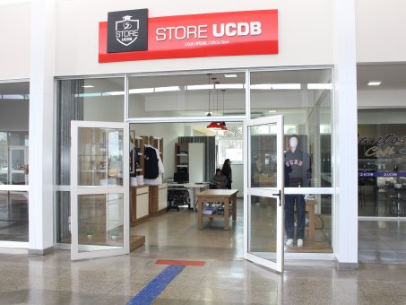 Inauguração da Store UCDB