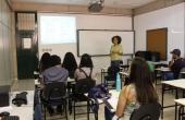 Curso foi ministrado no Laboratório de Comunicação (Labcom) da UCDB