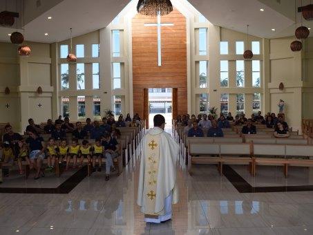 Celebração foi realizada na Paróquia Universitária São João Bosco