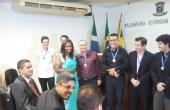 Honra ao mérito foi entregue na Câmara Municipal de Campo Grande
