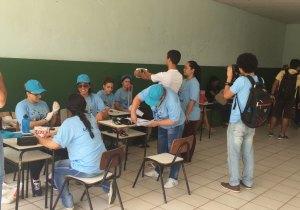 Acadêmicos da UCDB participam do projeto Vivências de Cidadania