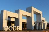 Fachada da UCDB Tamandaré