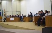 Tribunal de Argumentação foi realizado no Anfiteatro Padre José Scampini