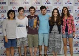 5º Turma do STeDe na UCDB-2017