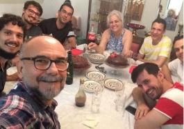 Confraternização do Grupo de Estudos do Prof. Dr. Márcio Luís Costa