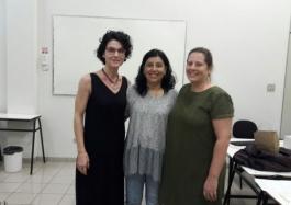 Banca de Defesa de Tese -  Claúdia Regina da Silva Dourado 28/08/2017