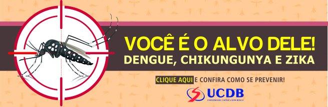 Campanha Dengue, Chikungunya e Zika