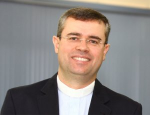 Padre Ricardo Carlos Reitor da UCDB