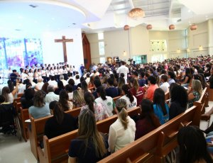 Missas acontecem na igreja São João Bosco